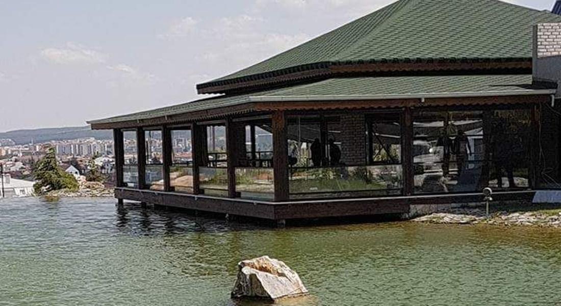 Eskişehir Yapay Göl Restaurant